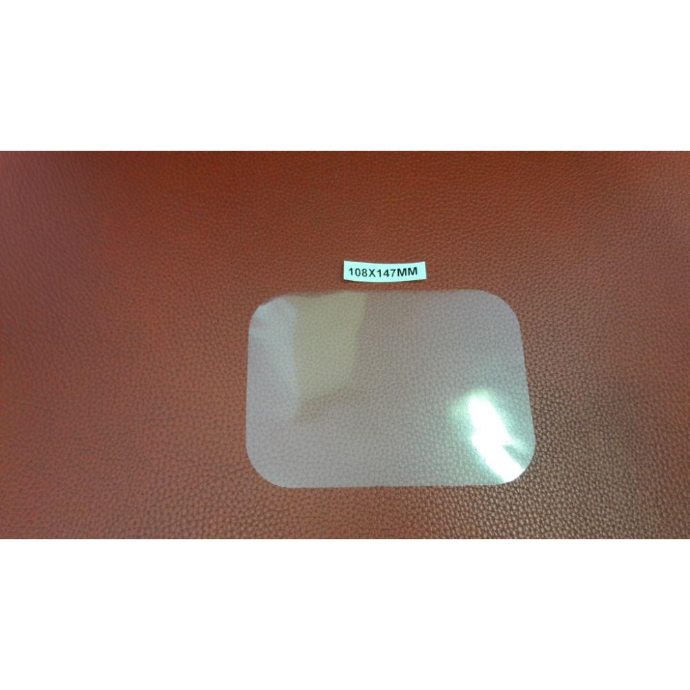 Selo plastico retangular p/ bandeja pp2 108x147 c/1000