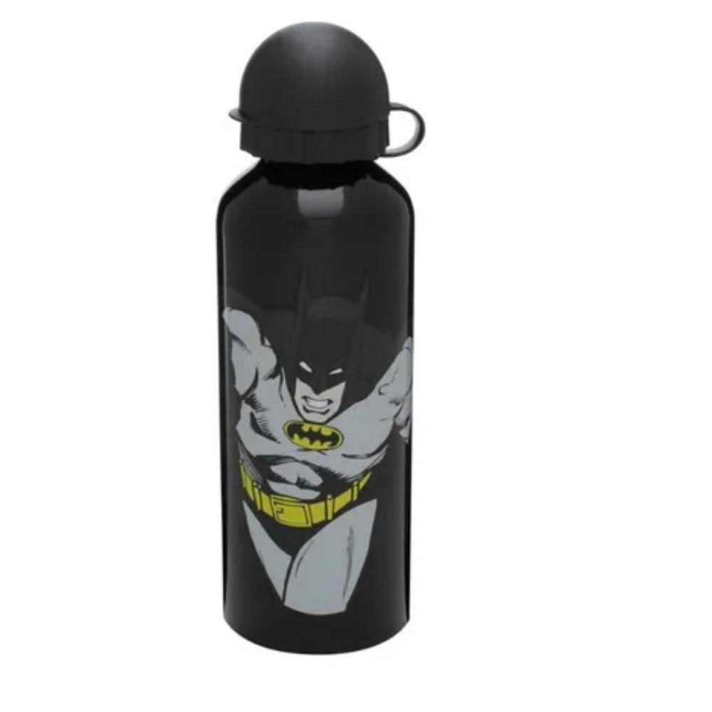 Squeeze Aluminio 500ml Batman Preto