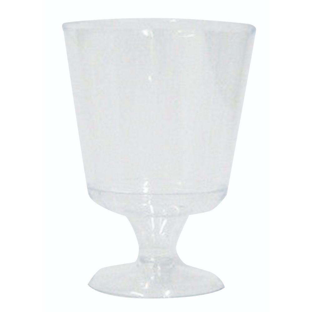 Taca Florenza 130 Ml C/6 Unidades Cristal Vinho