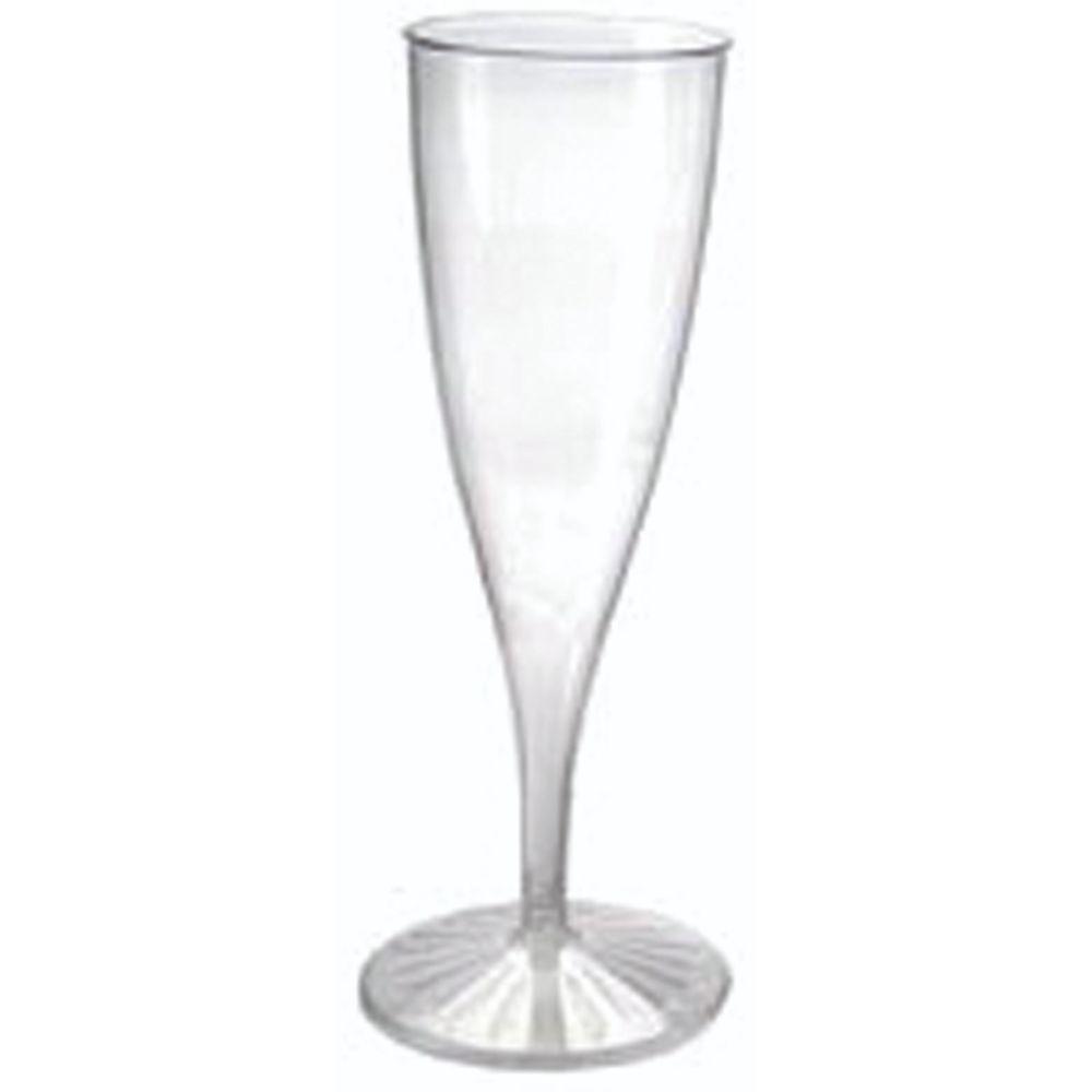 Taca Salut 150 Ml C/6 Cristal Champagne
