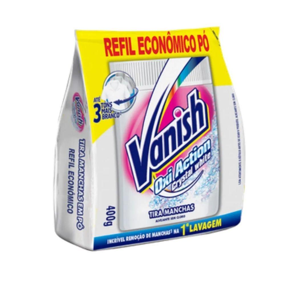 Vanish Po 400g Sache White White