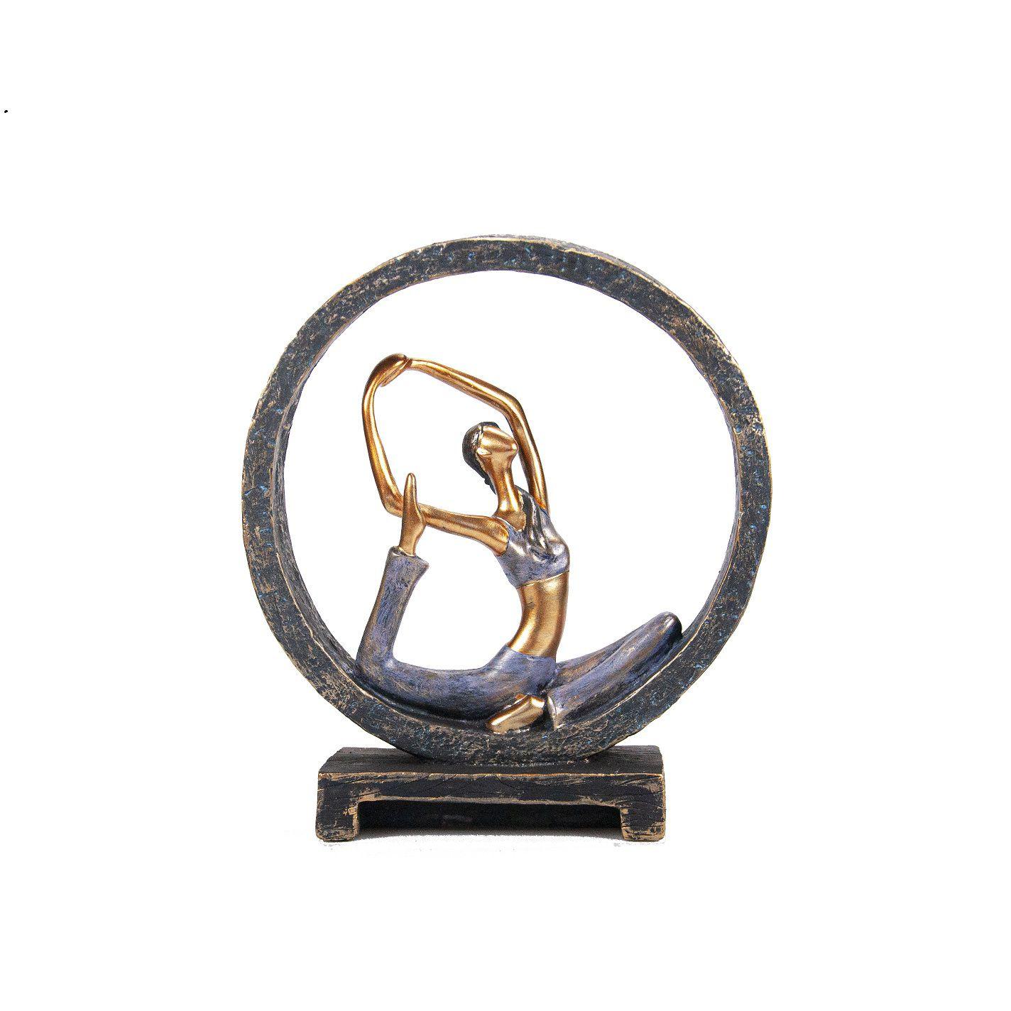 Adorno Yoga 25 X 7,4 X 28 cm 61114