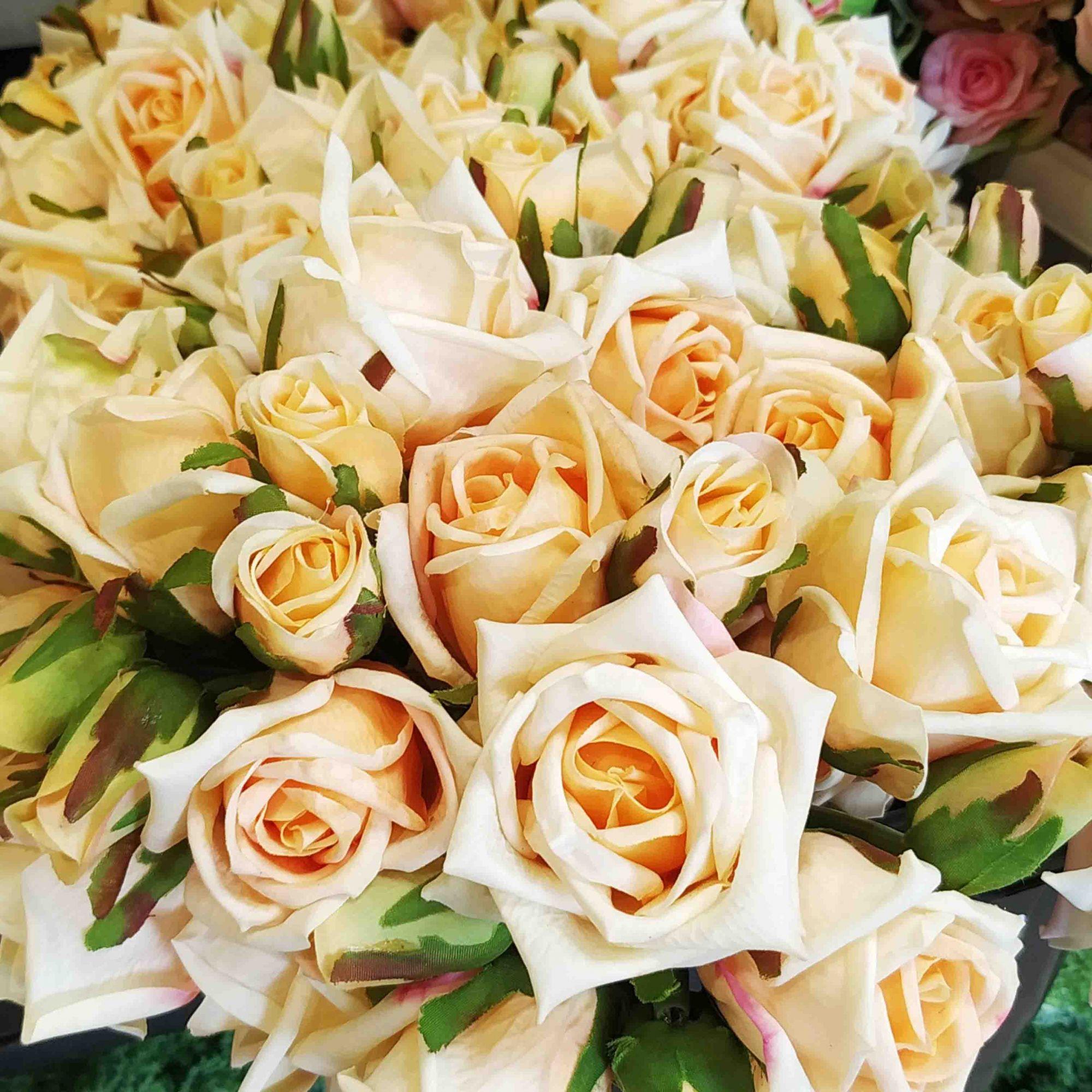 Buquê de Rosas 20 cm- unidade