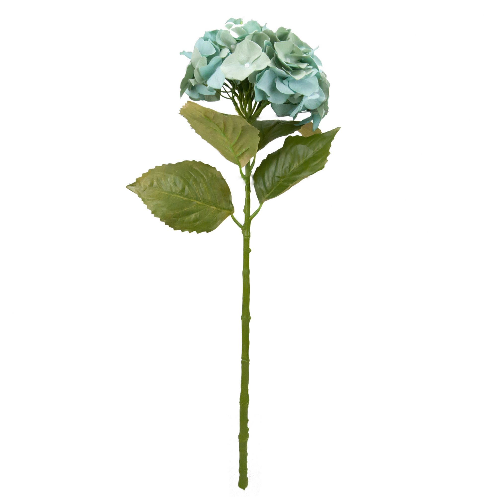 Haste Hortência Azul 59 cm