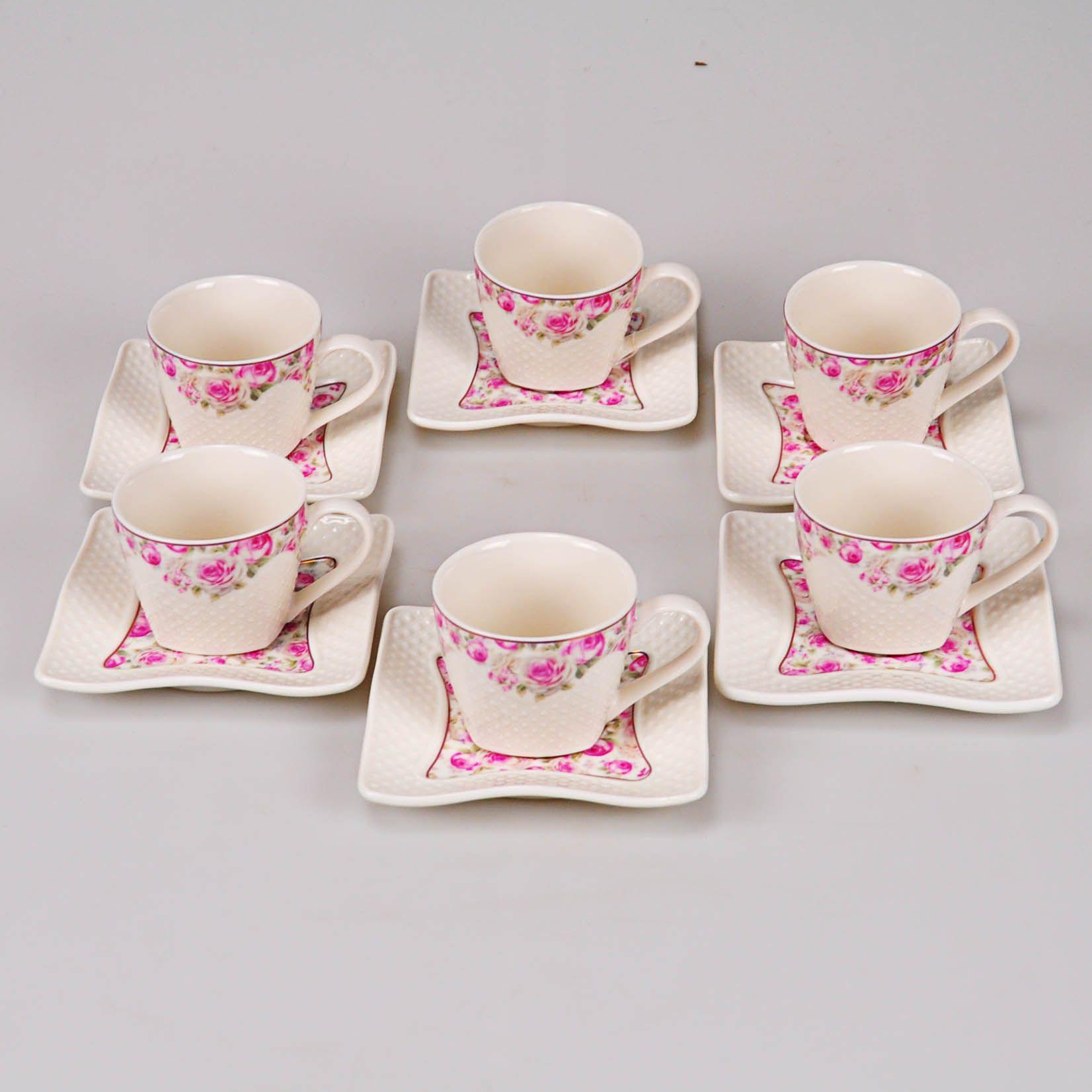 Jogo Café Cerâmica (12 peças) 61413
