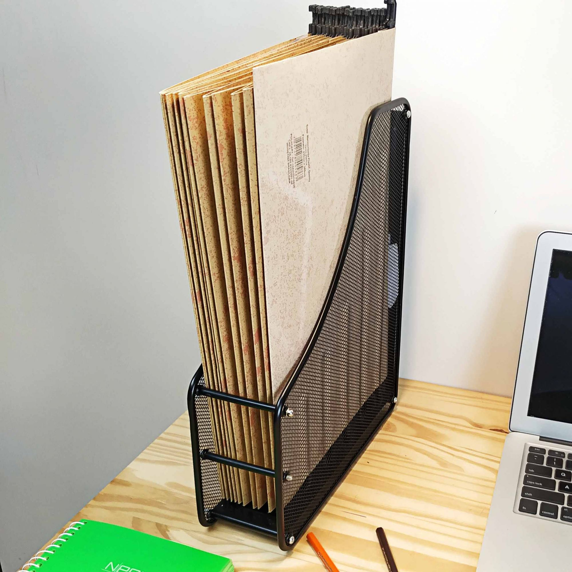 Organizador 29 x 31 x 8,5 cm Preto 3116