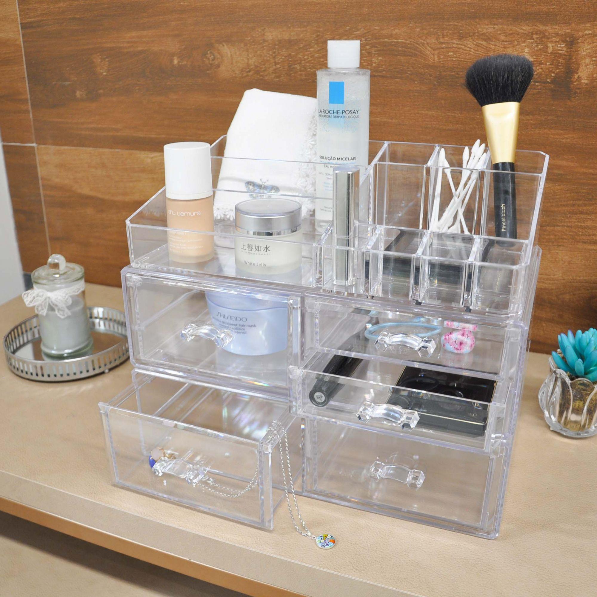 Organizador maquiagens e acessórios  N-CT02