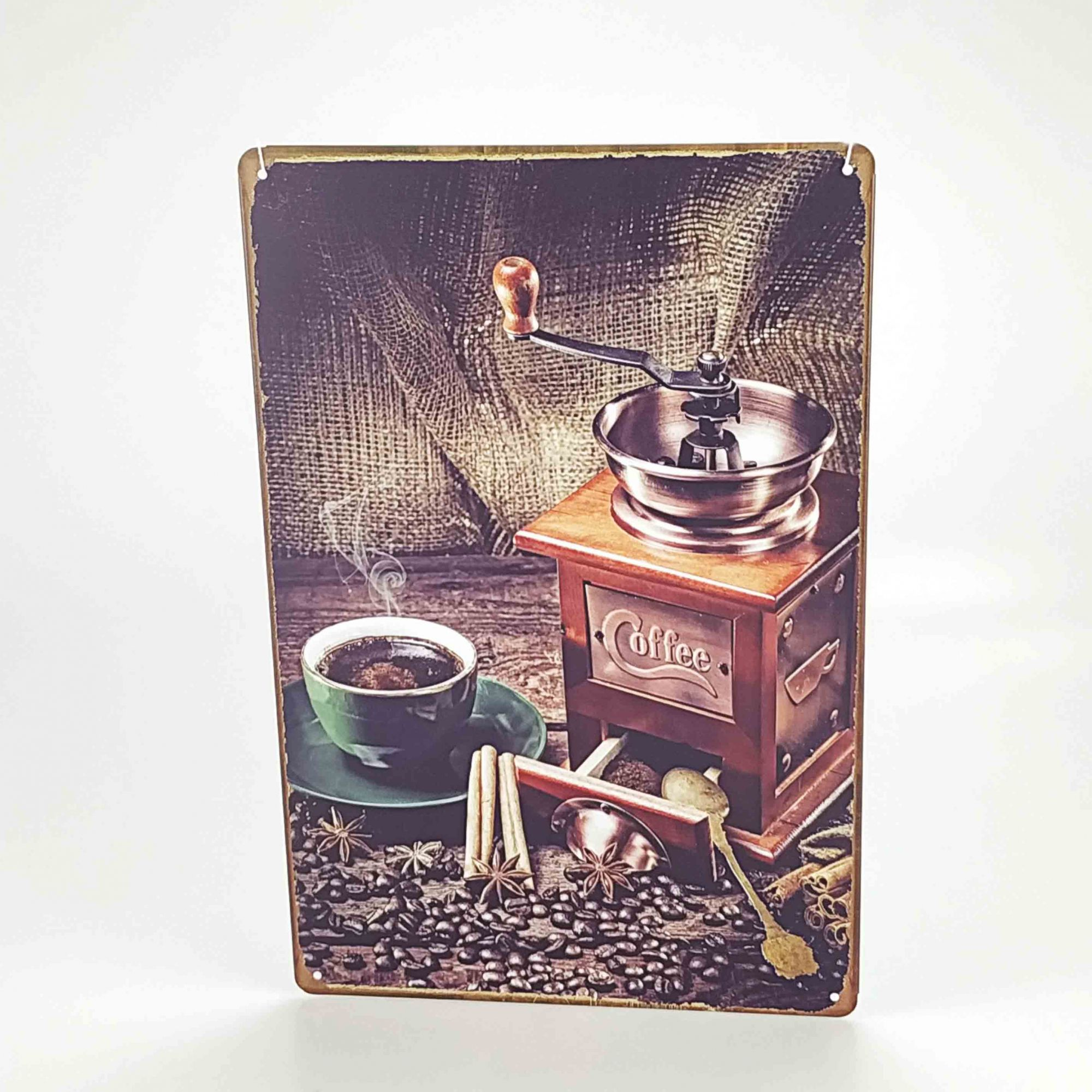 Placa 20 x 30 COFFEE 3220
