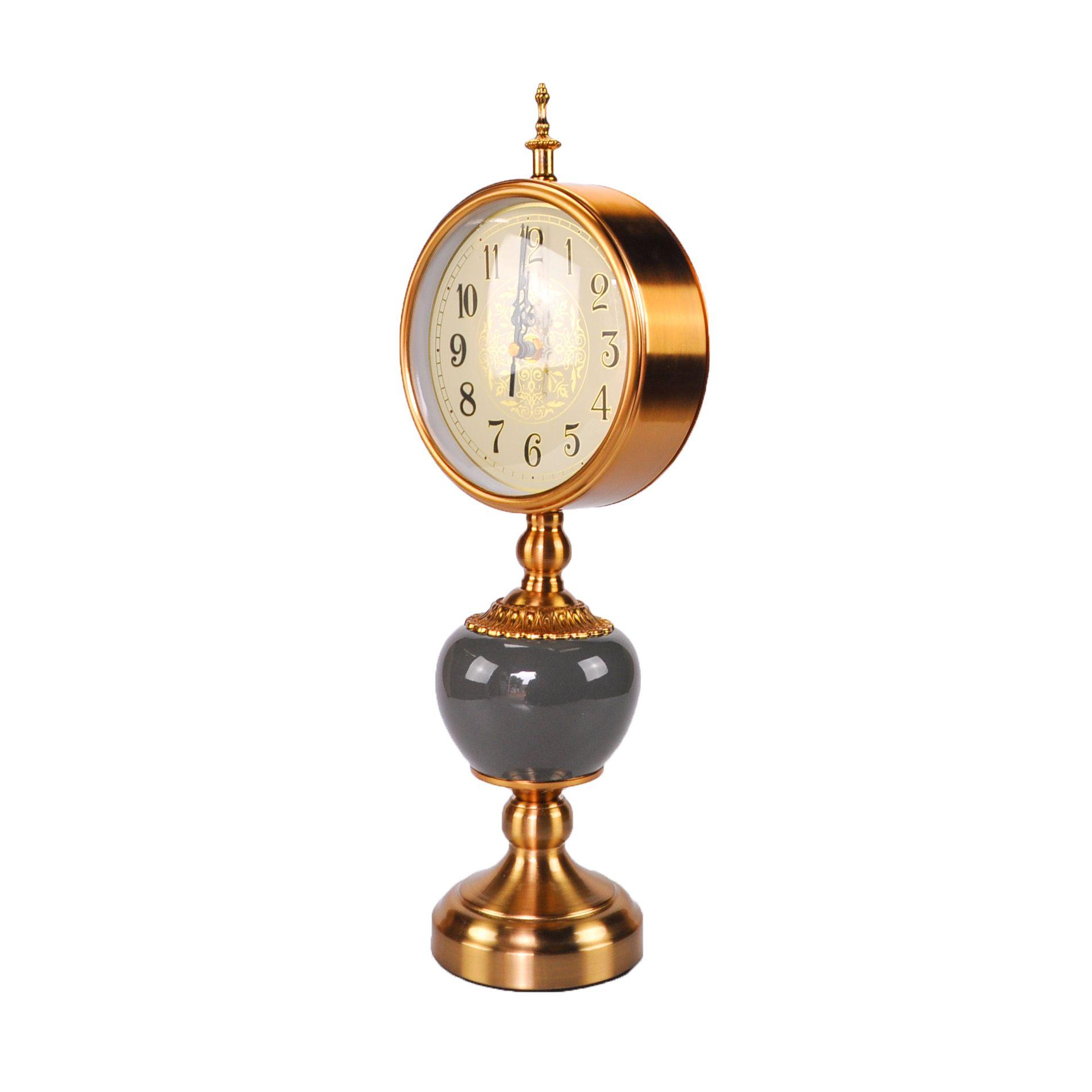 Relógio de Cerâmica 46 x 18 x 10 cm 60852