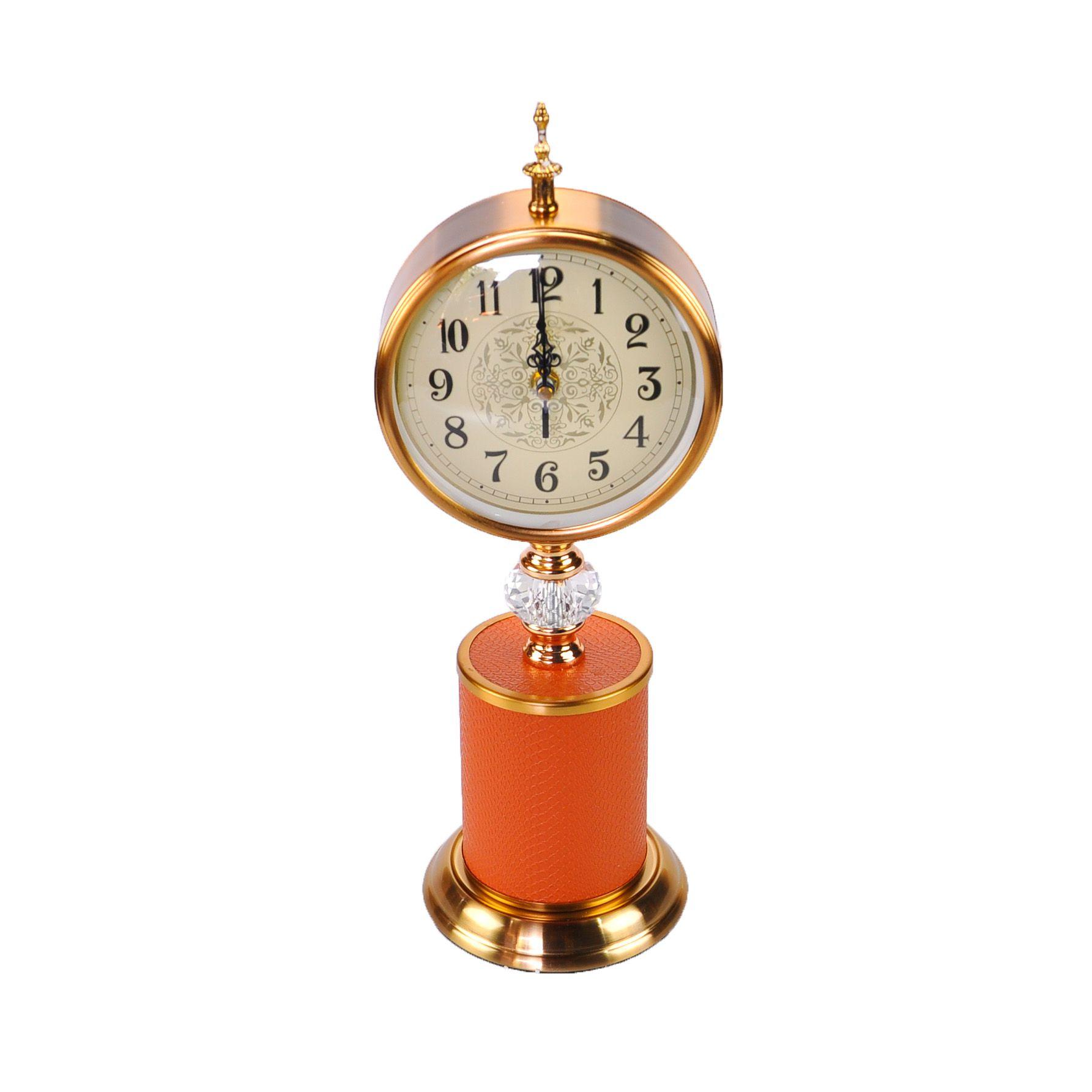 Relógio de Metal 45 x 17 x 15 cm 60939