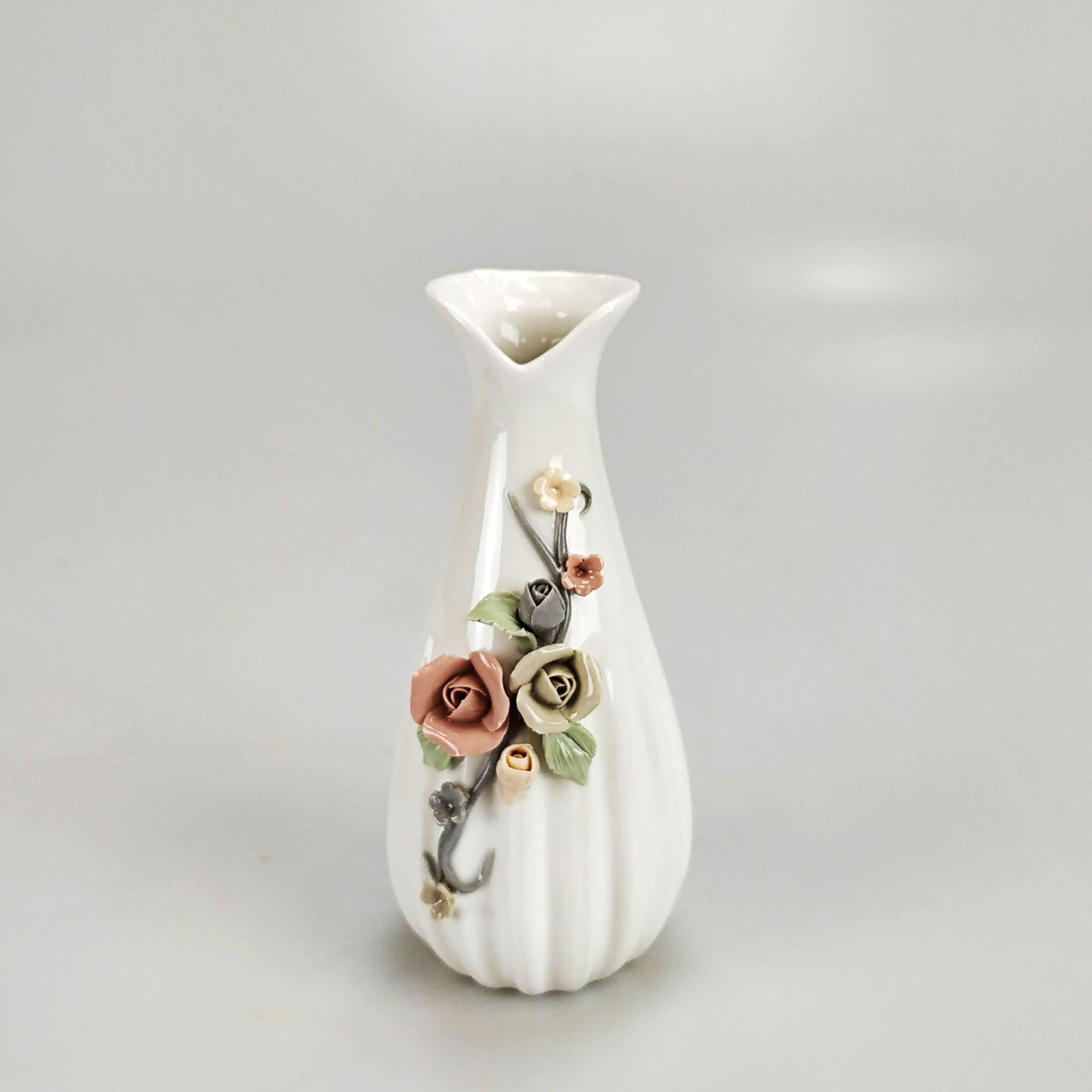 Vaso de Porcelana 15 cm