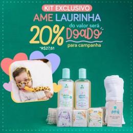 Kit AME Laurinha