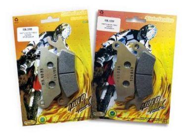 Kit pastilha de freio sinterizada quadriciclo Can Am 500/650/800/1000