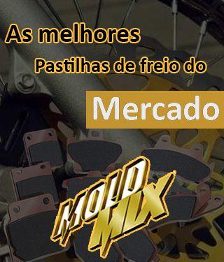 Kit Pastilha De Freio BMW GS650 Sertões 2012   - Loja Moldmix