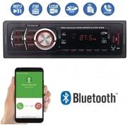 APARELHO SOM MEDIA RECEIVER M-8850B USB/SD/AUX/BLUETOOTH