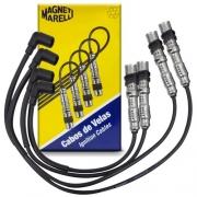 CABOS DE VELAS MAGNETI MARELLI CVMT0802 PALIO/SIENA/BRAVA 1.6 16V