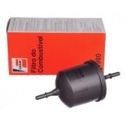 FILTRO COMBUSTIVEL FRAM FORD/VW C/INJ ELETRONICA (PLASTICO)
