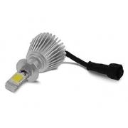 KIT LAMPADA LED H3 32W SUPER BRANCA 6000K