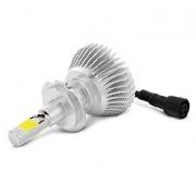 KIT LAMPADA LED H7 32W SUPER BRANCA 6000K