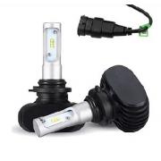KIT LAMPADA ULTRA LED H11 50W SUPER BRANCA 8000LM
