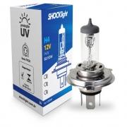LAMPADA FAROL BIODO H4 12V 60/55W