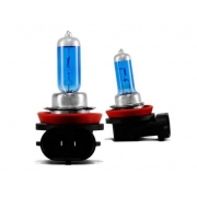 LAMPADA H11 55 WATTS SUPER BRANCA (PAR)