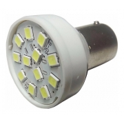 LAMPADA LED 2 POLO BRANCA (UNITARIO)