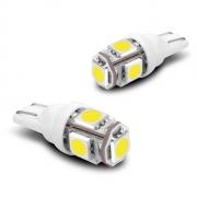 LAMPADA T10 LED ESMAGADINHA (PAR)
