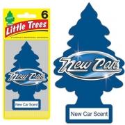 ODORIZANTE LITTLE TREES CARRO NOVO