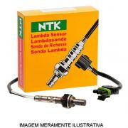 SONDA LAMBDA NTK OZA341PG5 CIT C3 PEUG 206 1.4 8V FLEX POS