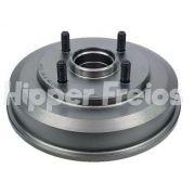 TAMBOR DE FREIO (PAR) HIPPER HF 113 FOCUS 4X2/FIESTA 1.0/1.6 8V 01/16/ECOSPORT 03/