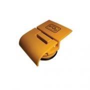 TAMPA OLEO MOTOR PALIO/SIENA/STRADA 8V FIRE/IDEA 1.4 06/ (AMARELO)