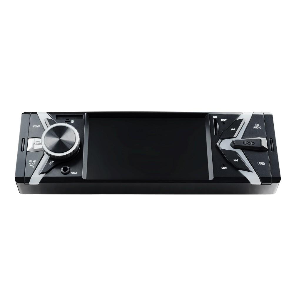 APARELHO SOM AUTOMOTIVO GROOVE TELA 4 BLUETOOTH USB SD MP5