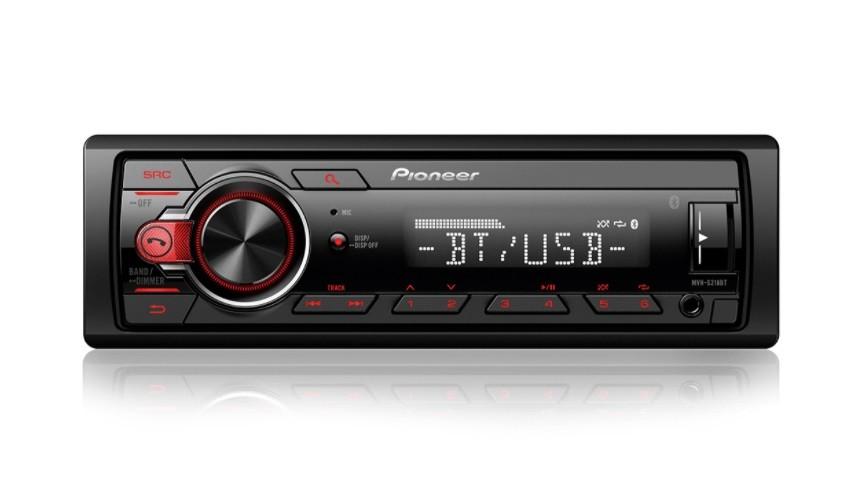 APARELHO SOM AUTOMOTIVO MP3 PLAYER BLUETOOTH USB AUX PIONEER