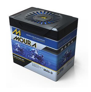 BATERIA MOURA MOTO MA5-D