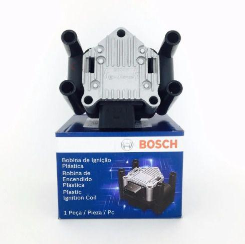 BOBINA IGNIÇÃO BOSCH GOL 1.0 16V GIII 2001/ POWER FOX POLO