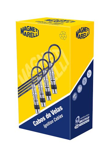CABOS DE VELAS MAGNETI MARELLI CVMG6602  CORSA 1.0/1.4 94/