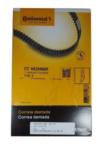CORREIA COMANDO DENTADA PALIO 1.0 16V 00/ FIRE