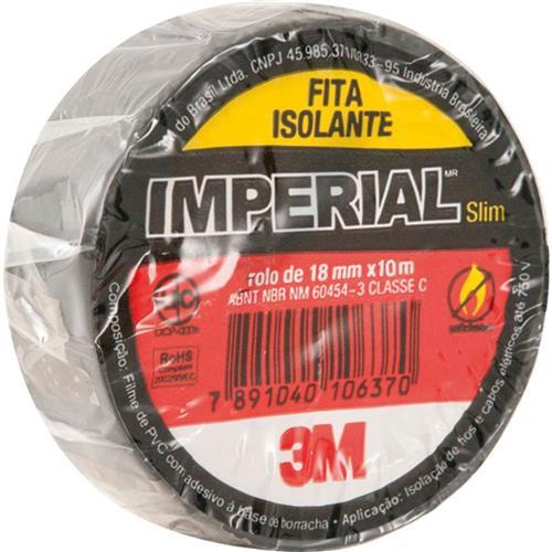 Fita isolante Imperial Slim 18mm x 10m 3m