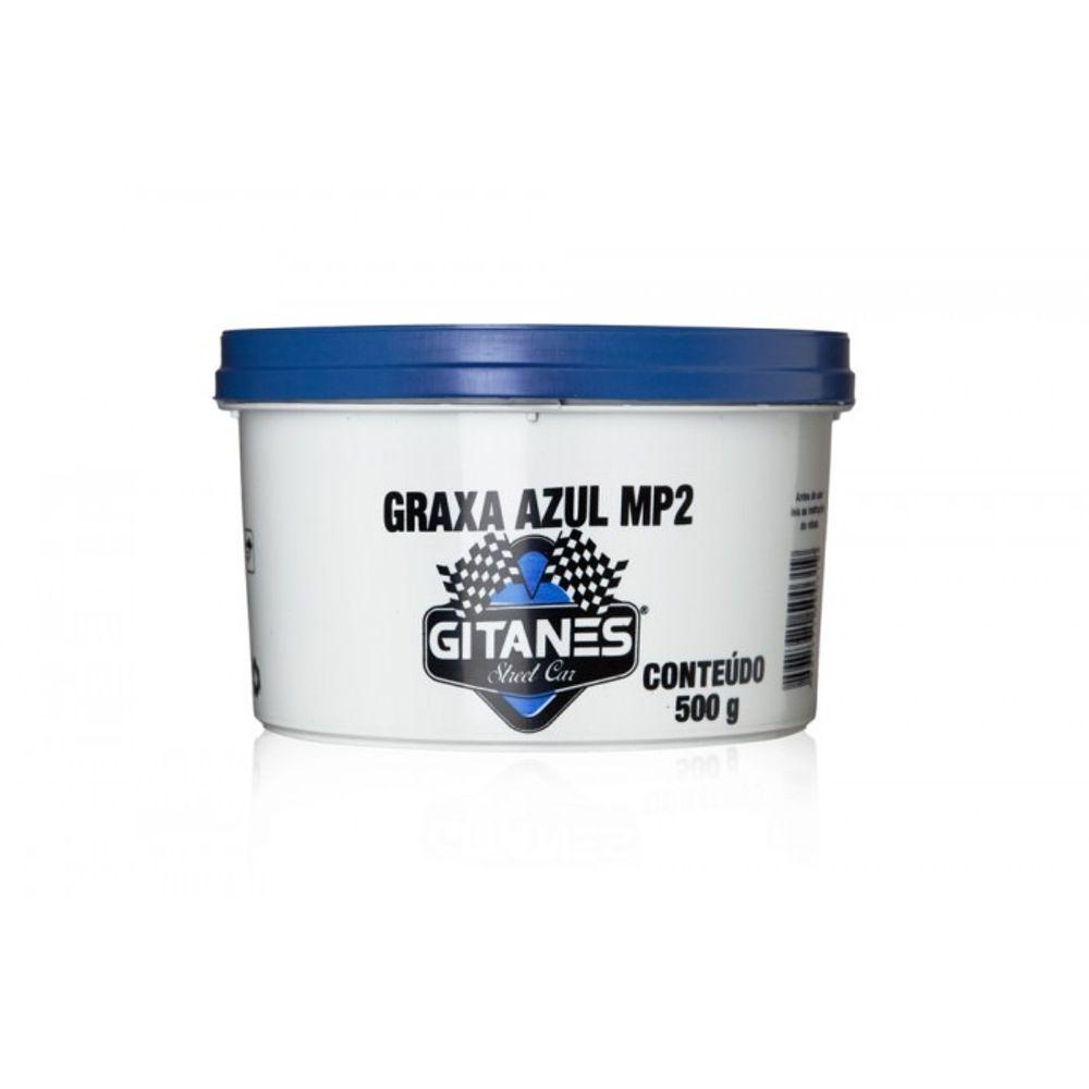 GRAXA AZUL 500G GITANES