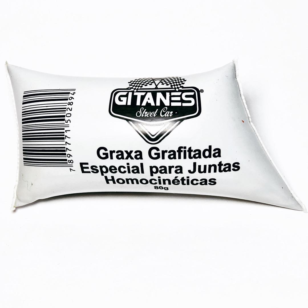 GRAXA ESPECIAL GRAFITADA SACHE 80 G