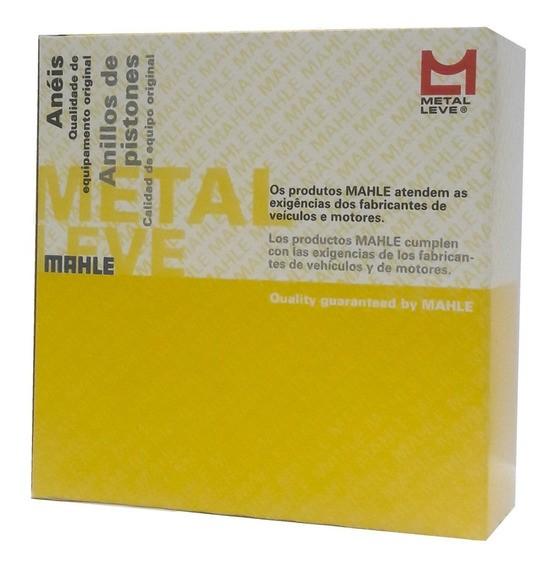JOGO DE ANEIS MOTOR CORSA 1.0 16V MAHLE SDA7524 TA7524