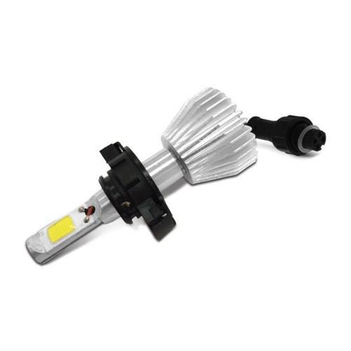 KIT LAMPADA LED HEADLIGHT LEDCAR H16 6000K 12V 3200LM PAR