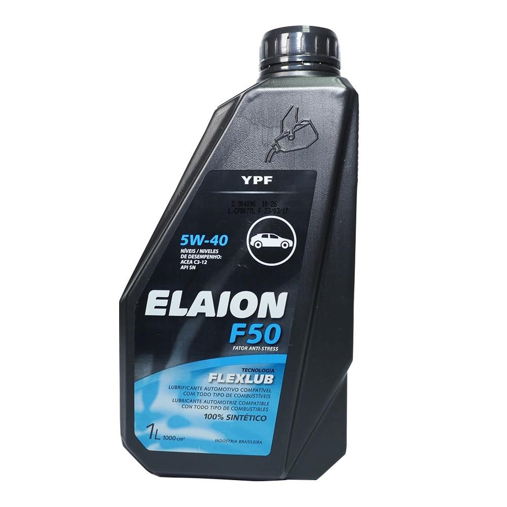 Kit Troca Oleo E Filtro Gol G5 Voyage Fox Mahle Elaion 5W40