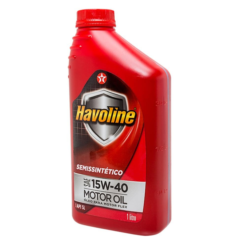 OLEO PARA MOTOR HAVOLINE 15W40 SEMI SINTETICO (UN)