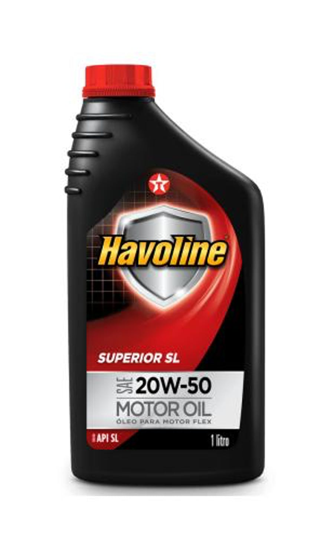 OLEO PARA MOTOR HAVOLINE SL 20W50 (UN)