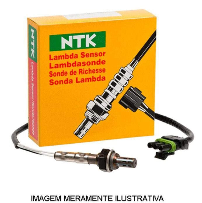 SONDA LAMBDA NTK FOX 1.0 12V 13/GOL 1.0 12V 16/ FOX 1.6  PRE