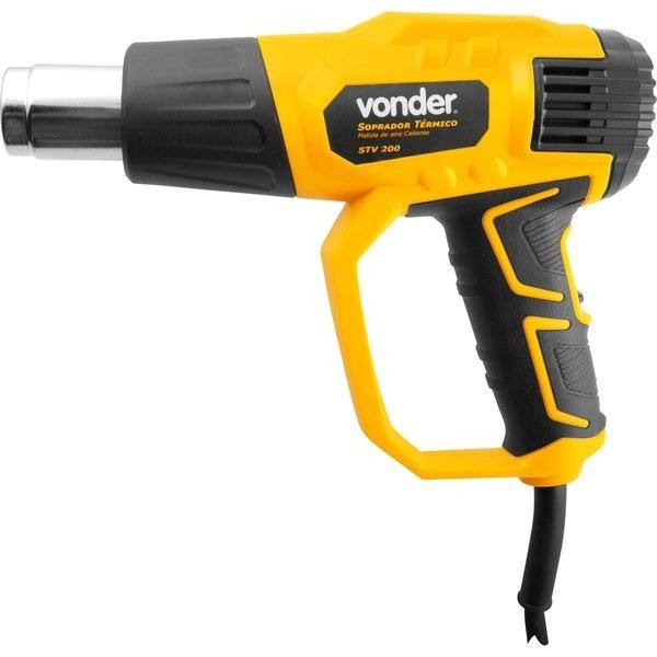 Soprador Térmico Pistola  STV200 550°C 2000W 220V VONDER 3 E