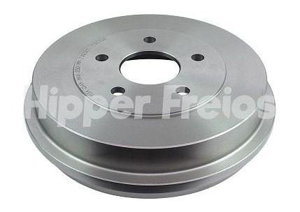 TAMBOR DE FREIO (PAR) HIPPER HF 113A  FOCUS 2.0 16V 08