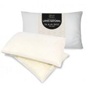Travesseiro de Látex Talalay Basic Médio 15cm